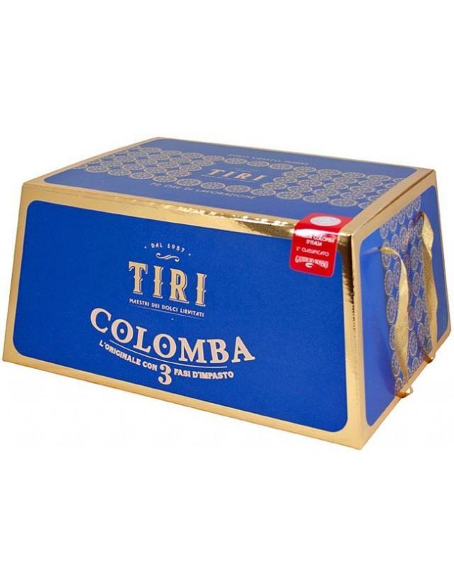 7db09944b30f Colomba artigianale Tradizionale Vincenzo Tiri