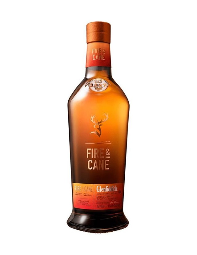 Glenfiddich Fire and Cane Single Malt Whisky