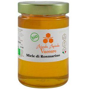 Miele biologico di rosmarino