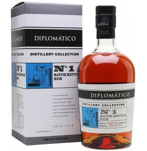 Rum Diplomatico Distillery Edition n.1 Batch Kettle