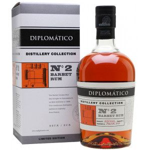 Diplomatico N°2 Single Column Barbet Rum Distillery Collection
