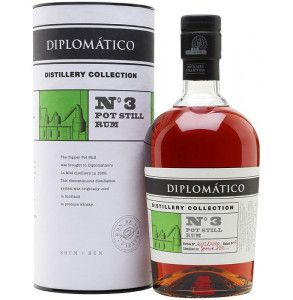 Rum Diplomatico N°3 Pot Still Distillery Collection