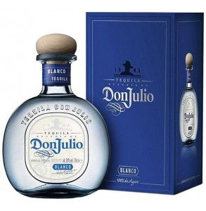 Tequila messicana Don Julio Blanco