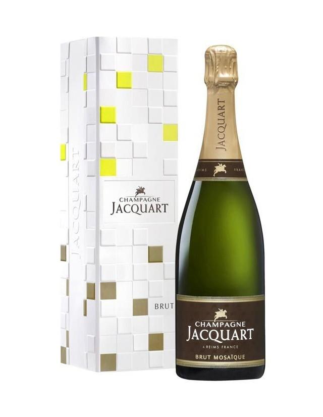 Image of Champagne Jacquart Brut Mosaique
