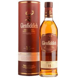 Whisky Glenfiddich 15