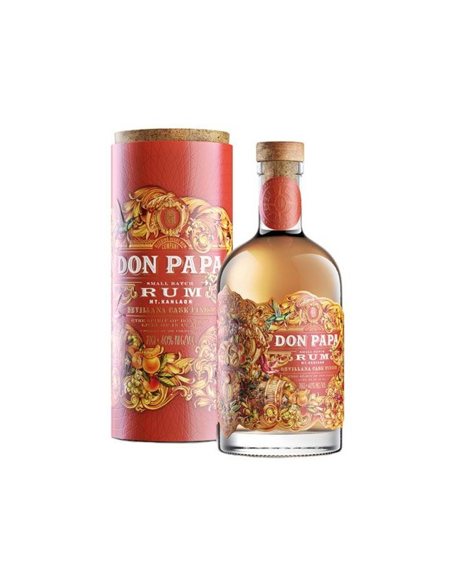 Rum Don Papa Sevillana Cask Finish