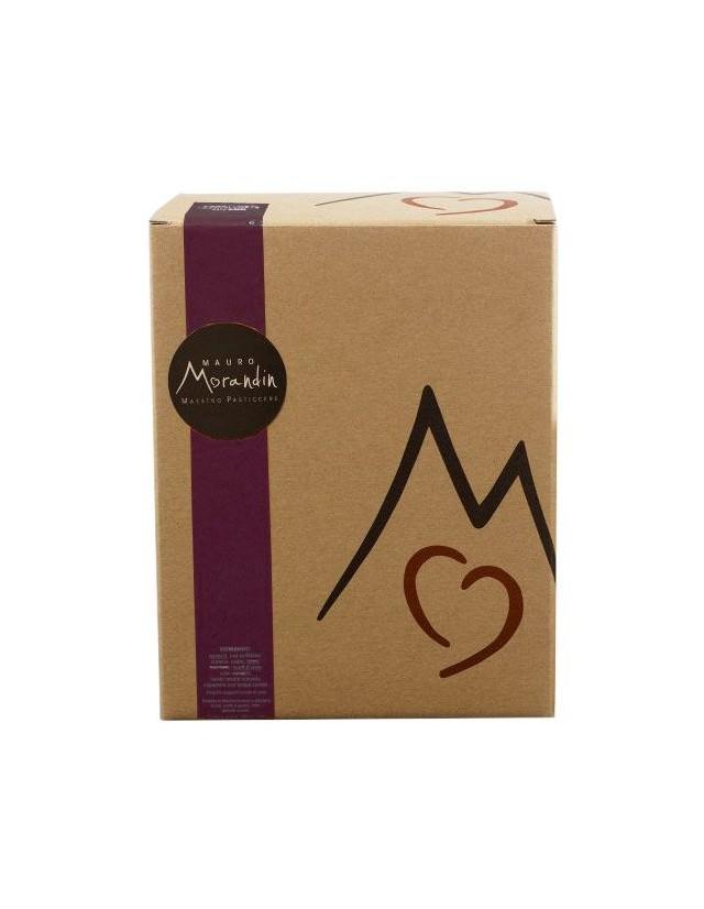 Panettone Artigianale Cioccolato e Lampone Morandin
