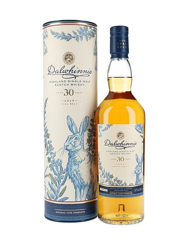 Dalwhinnie 30 years old Special Release 2019
