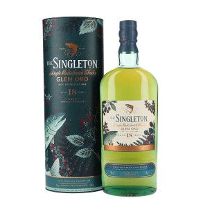 Scotch whisky single malt Singleton of Glen Ord 18 years old Special Release 2019