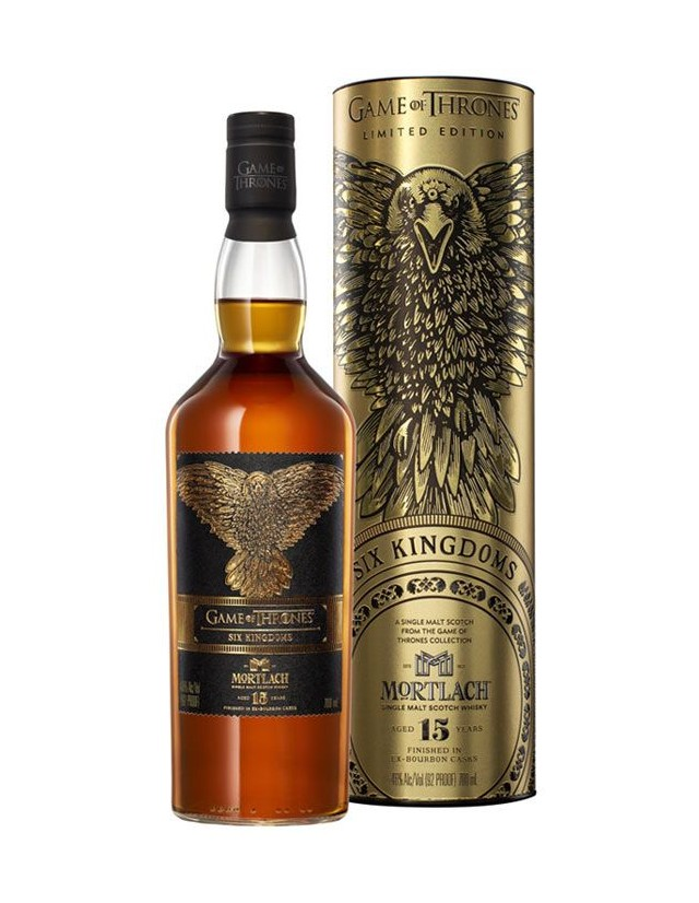 Mortlach 15 years old Six Kingdoms Game of Thrones