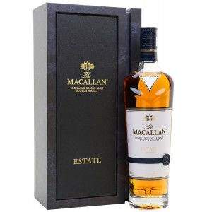 Macallan Estate single malt whisky