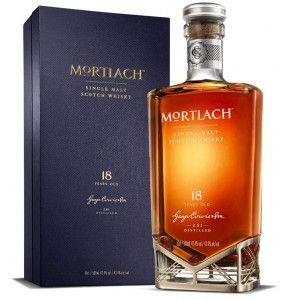 Mortlach 18  year old Single Malt Scotch Whisky