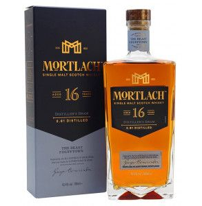Single Malt Mortlach 16 years old