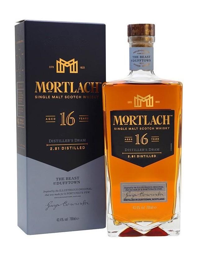 Single Malt Mortlach 16 years old