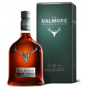 Dalmore 15 years old scotch whisky