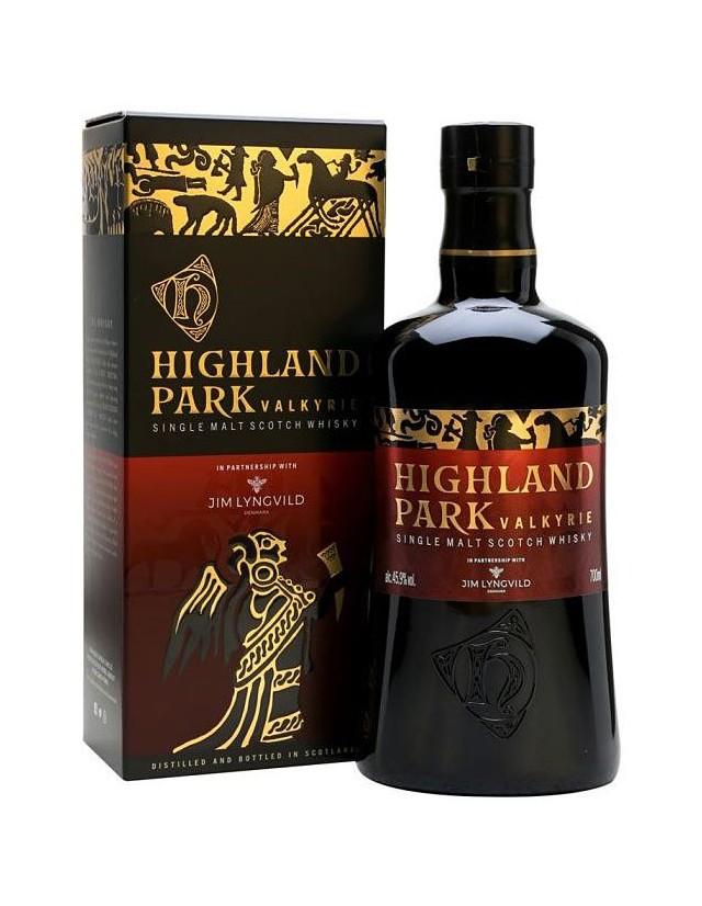 Valkyrie Highland Park Scotch Whisky