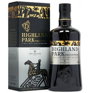 Valfather Highland Park scotch whisky