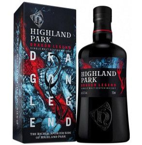 Dragon Legend Highland Park single malt