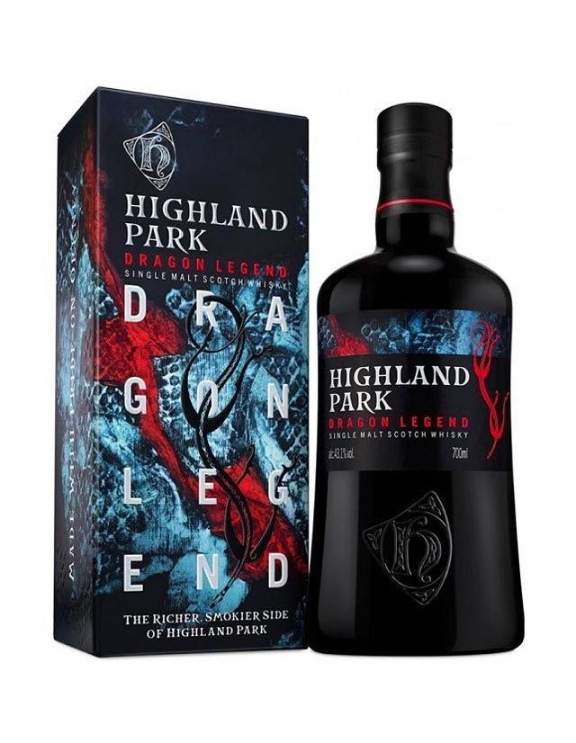 Dragon Legend Highland Park single malt