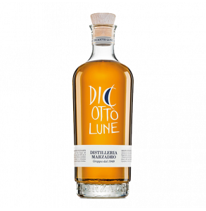 Grappa Le Diciotto Lune della distilleria Marzadro