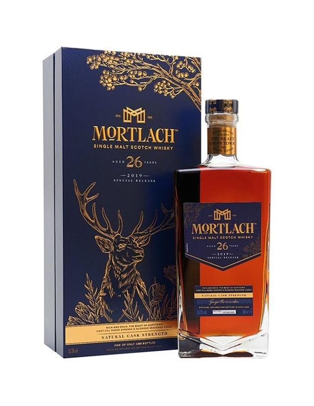 Mortlach 26 anni special release 2019