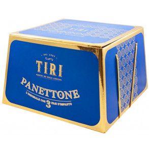 Panettone artigianale Albicocca, Bergamotto e Cioccolato di Vincenzo Tiri