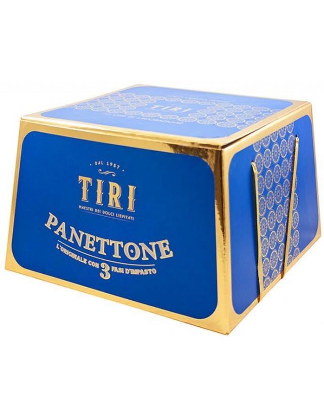 Panettone artigianale Albicocca e cioccolato Gianduia di Vincenzo Tiri