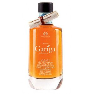 Amaro artigianale Gariga di Murgia