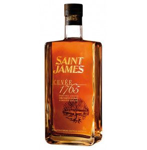Rum Saint James 1765