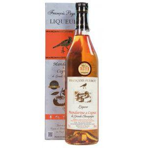 Liquore a base di Cognac e Mandarini di Francois Peyrot