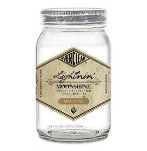 Moonshine originale, gusto classico prodotto da Everclear