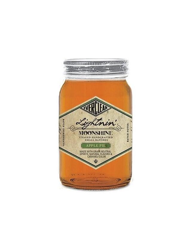 Moonshine applepie è un whiskey di mais aromatizzato alla torta di mele