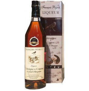 Liquore a base di cognac alle castagne di Francois Peyrot
