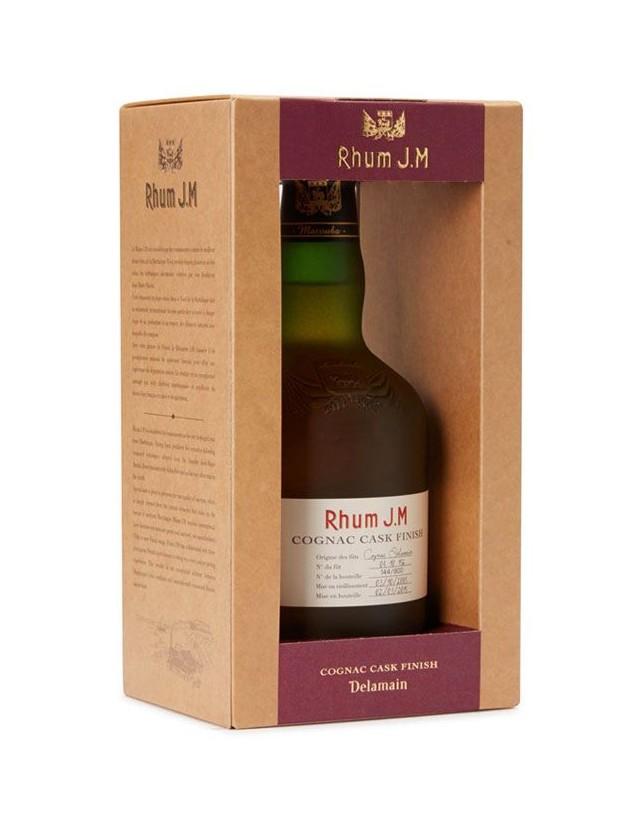 Rum JM Cognac Delamain Cask Finish