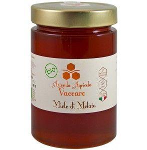 Miele biologico di melata