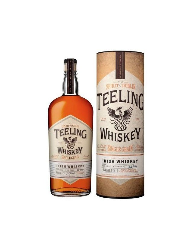 Whiskey Single Grain Teeling