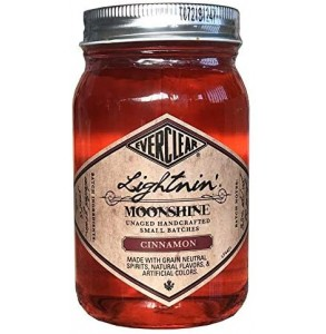 Moonshine al gusto di cannella prodotto da Everclear