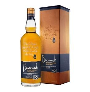 Benromach 10 whisky