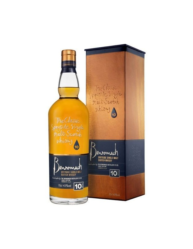 Image of Benromach 10