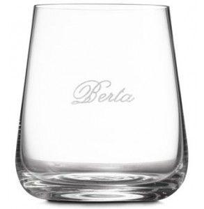 Bicchiere riserve Berta