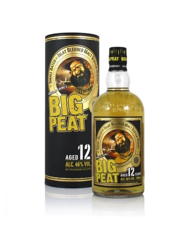 Image of Big Peat 12 Years Old