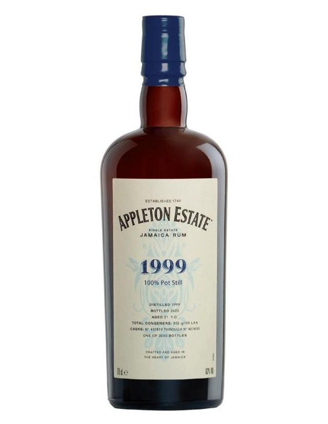rum appleton Estate 1999