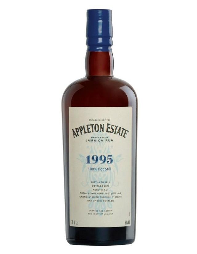 Image of Rum Appleton Estate 1995