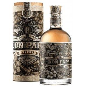 Don Papa Rum Rye Aged