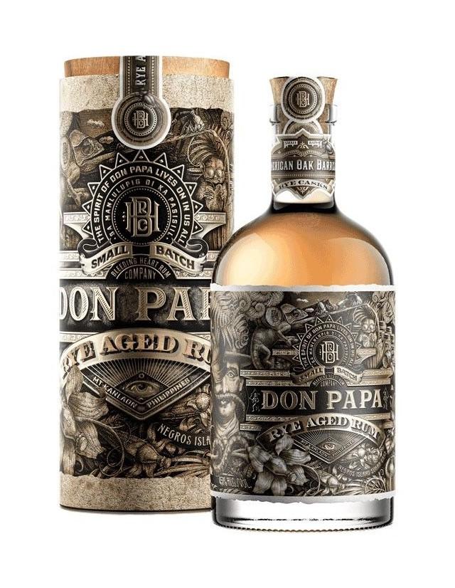 Image of Don Papa Rum Rye Aged