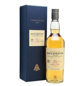 Auchroisk 25 whisky single Malt