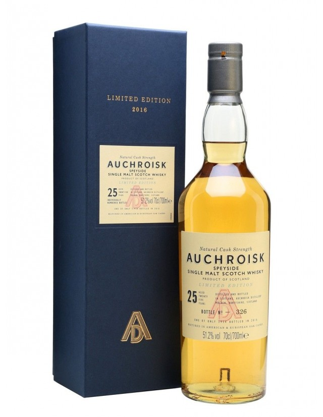 Image of Auchroisk 25 Special Release 2016