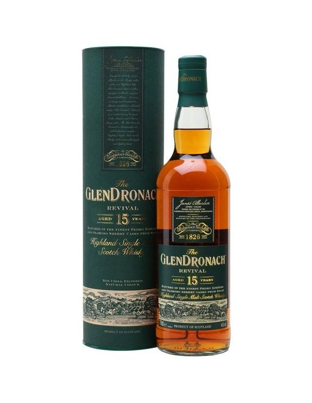 Glendronach 15 Revival