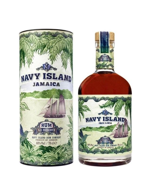 Image of Jamaica Rum Xo Reserve - Navy Island