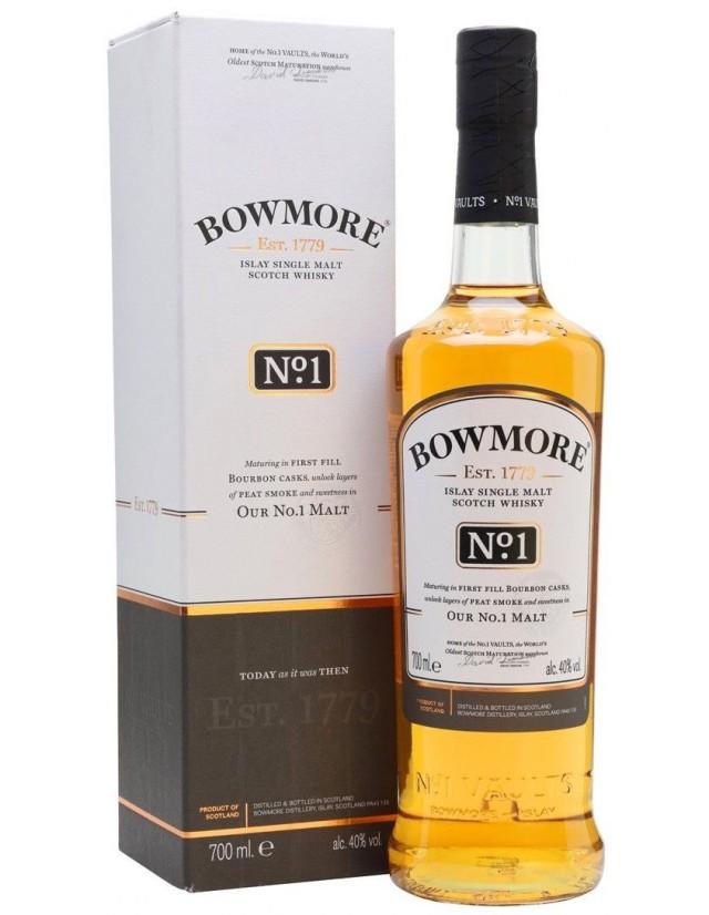 Image of Bowmore N°1